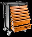 Dielenský vozík, 7 šuflíkový
