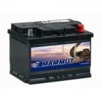 Mammut S6205  12V/62 Ah