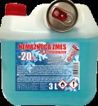 Zimná zmes -20°C 3L + Refresh