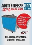 Antifreeze AL/G11  -37°C  Grand X  25L modrý