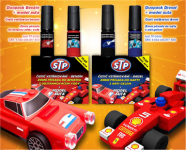 STP Duopack diesel inj. cleaner + model auta 2x200ml