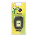 K2 Osviezovac vzduchu mriežka Lemon