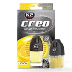 K2 Osviezovac vzduchu mriežka 8ml Lemon