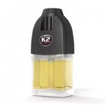 K2 Osviezovac vzduchu mriežka 8ml Vanilla