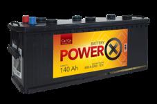 PowerX  12V/140 Ah (úzka)