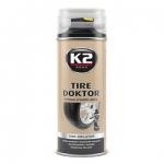 K2 TIRE DOCTOR odstraňovač defektov